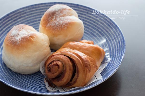 pain de peshe(パンデペシェ)のパン