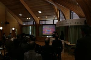 旭川農業高校生のあったかまんの研究発表