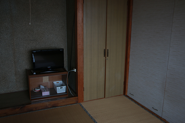 積丹半島「旅館 北海」の客室
