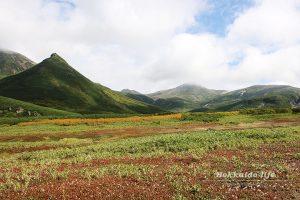 早秋の旭岳(姿見駅~中岳温泉)をトレッキング