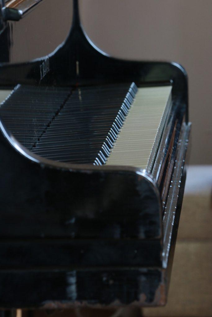 Gallery Bridge Gate Live用のピアノ