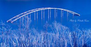 シューパロダムに眠る橋ー旧白銀橋-